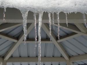 icicle melt