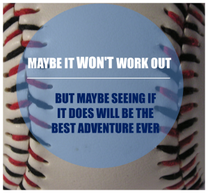 baseball saying