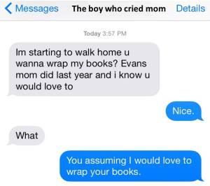 teen text
