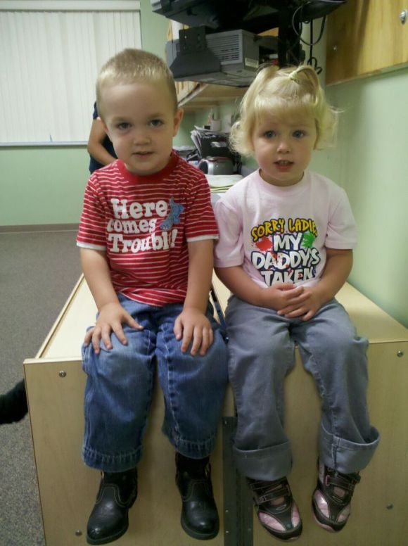 Jaycee and Parker