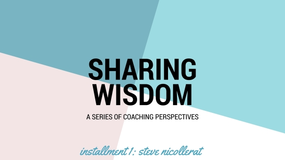 Sharing Wisdom Series