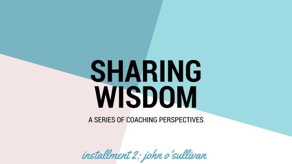Sharing Wisdom Series2