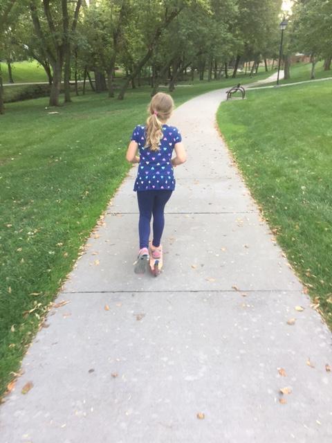 Jaycee scooter