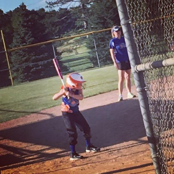 Jaycee softball